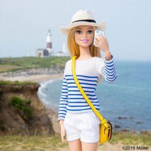 selfie barbie