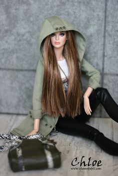 thinking barbie