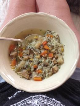 c r soup