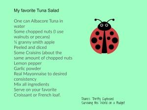 dtc recipe 7