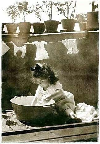 laundry cute