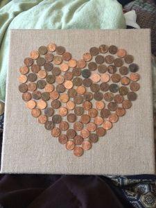 penny heart